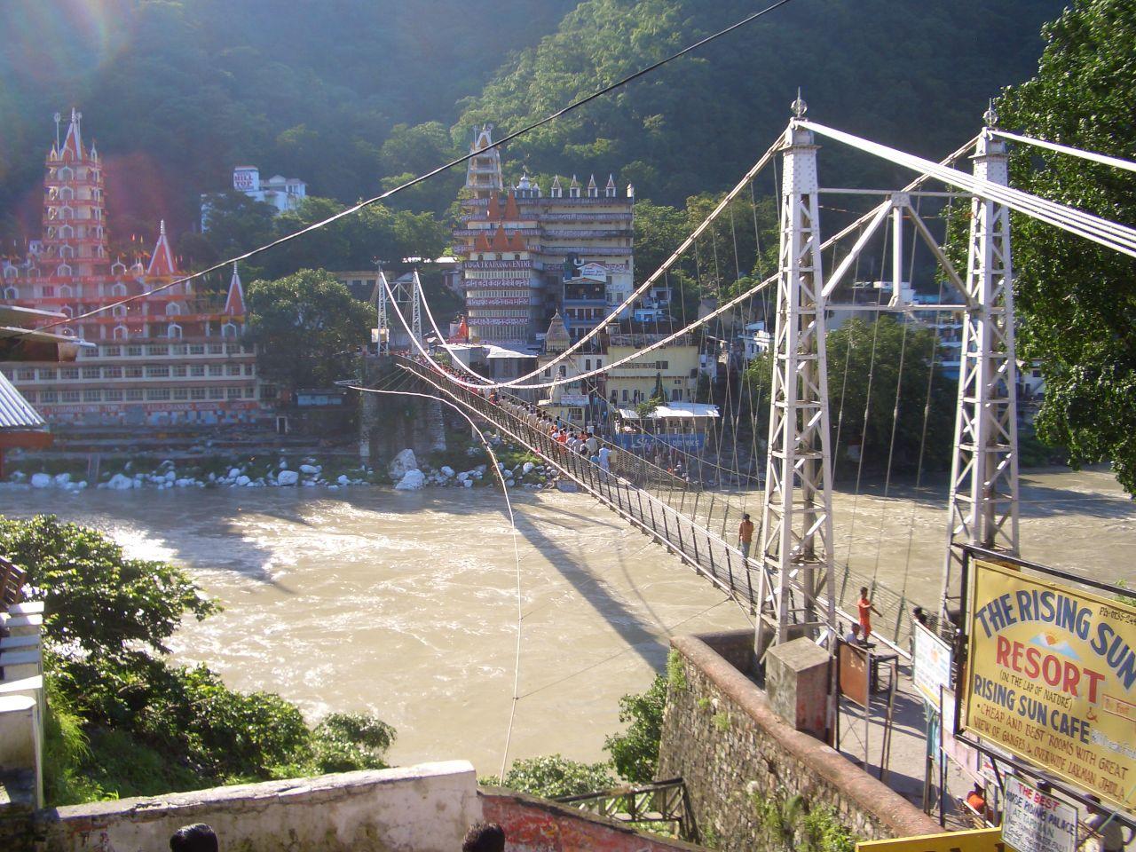 Rishikesh Trip to Holy Cities