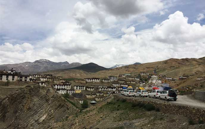 Spiti Valley Of Peace
