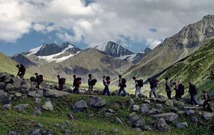 Malana Chandrakhani Pass Trek
