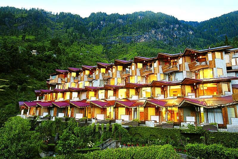 A Special Honeymoon in Manu Allya Resort Manali